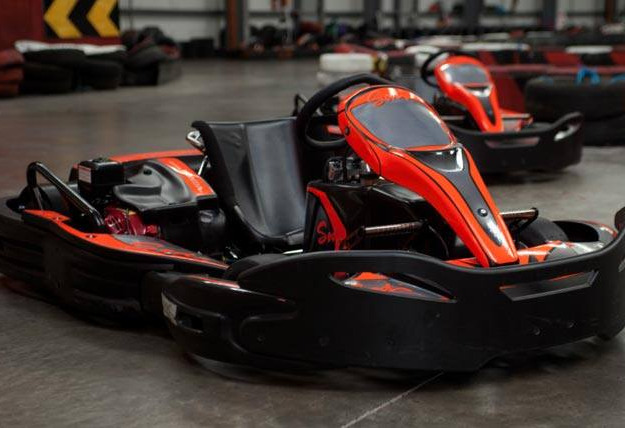 Things to do in County Meath, Ireland - The Zone Extreme Activity Centre - Senior Karts - YourDaysOut - Photo 4