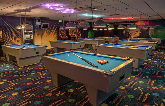 Things to do in County Meath, Ireland - Funtasia Bettystown - Pool Tables - YourDaysOut - Photo 5
