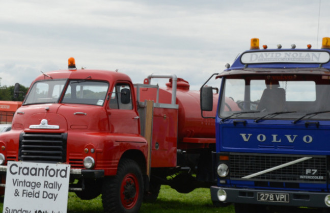 Things to do in County Wexford, Ireland - Craanford Vintage Rally & Field Day - YourDaysOut