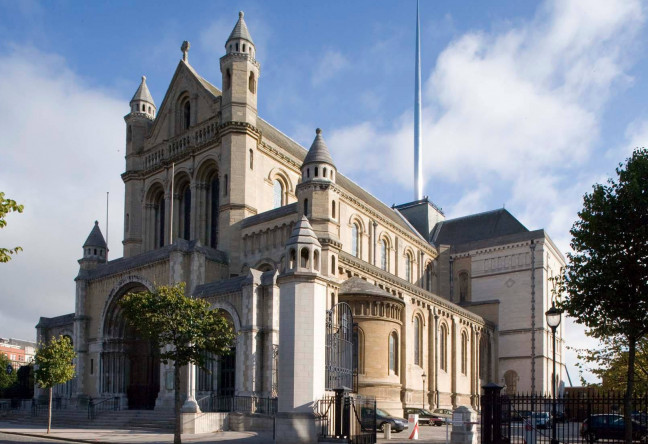 Things to do in Northern Ireland Belfast, United Kingdom - Belfast Cathedral - YourDaysOut