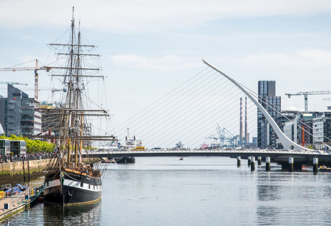Things to do in County Dublin Dublin, Ireland - Jeanie Johnston Famine Ship Museum - YourDaysOut