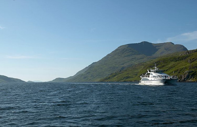 Things to do in County Galway, Ireland - Killary Fjord Boat Tours - YourDaysOut