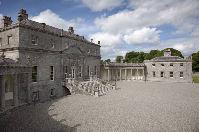 Things to do in County Wicklow, Ireland - Russborough House, Blessington - View from the West Wing - YourDaysOut - Photo 1