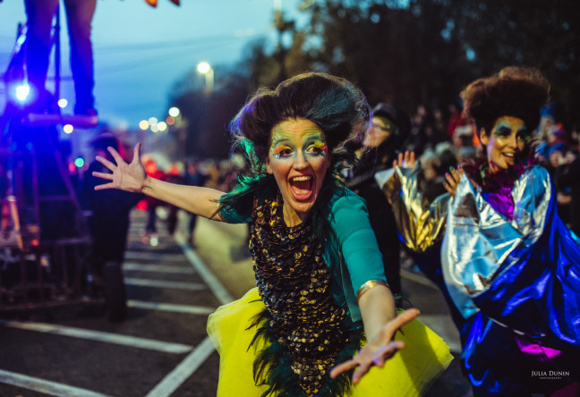Things to do in County Galway, Ireland - Macnas Halloween Parade, Galway - YourDaysOut