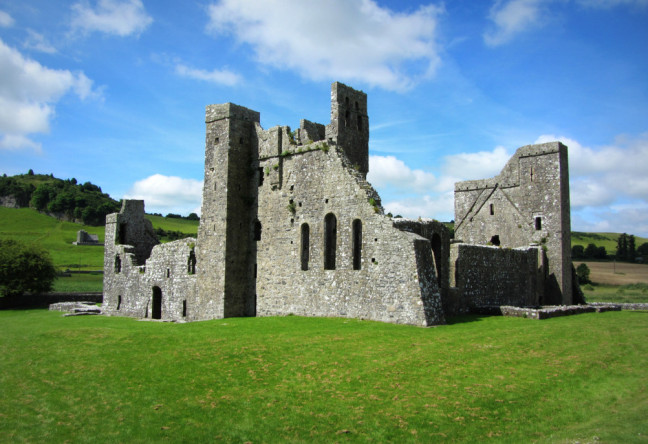 Things to do in County Westmeath, Ireland - Fore Abbey - YourDaysOut