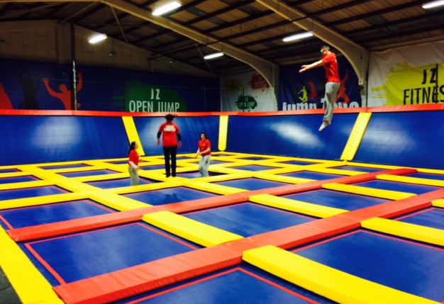 Things to do in County Dublin, Ireland - Jump Zone | Liffey Valley - YourDaysOut