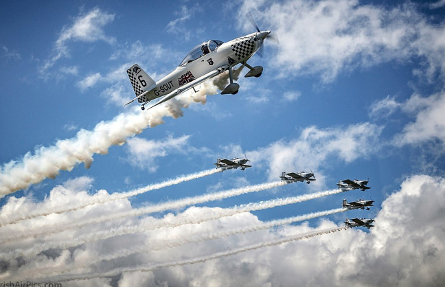 Things to do in , Ireland - Bray Air Display, Wicklow - YourDaysOut