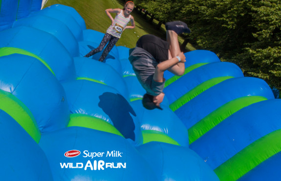 Things to do in County Galway, Ireland - Super Milk Wild Air Run, Galway - YourDaysOut