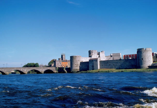 Things to do in County Limerick, Ireland - King John's Castle - YourDaysOut