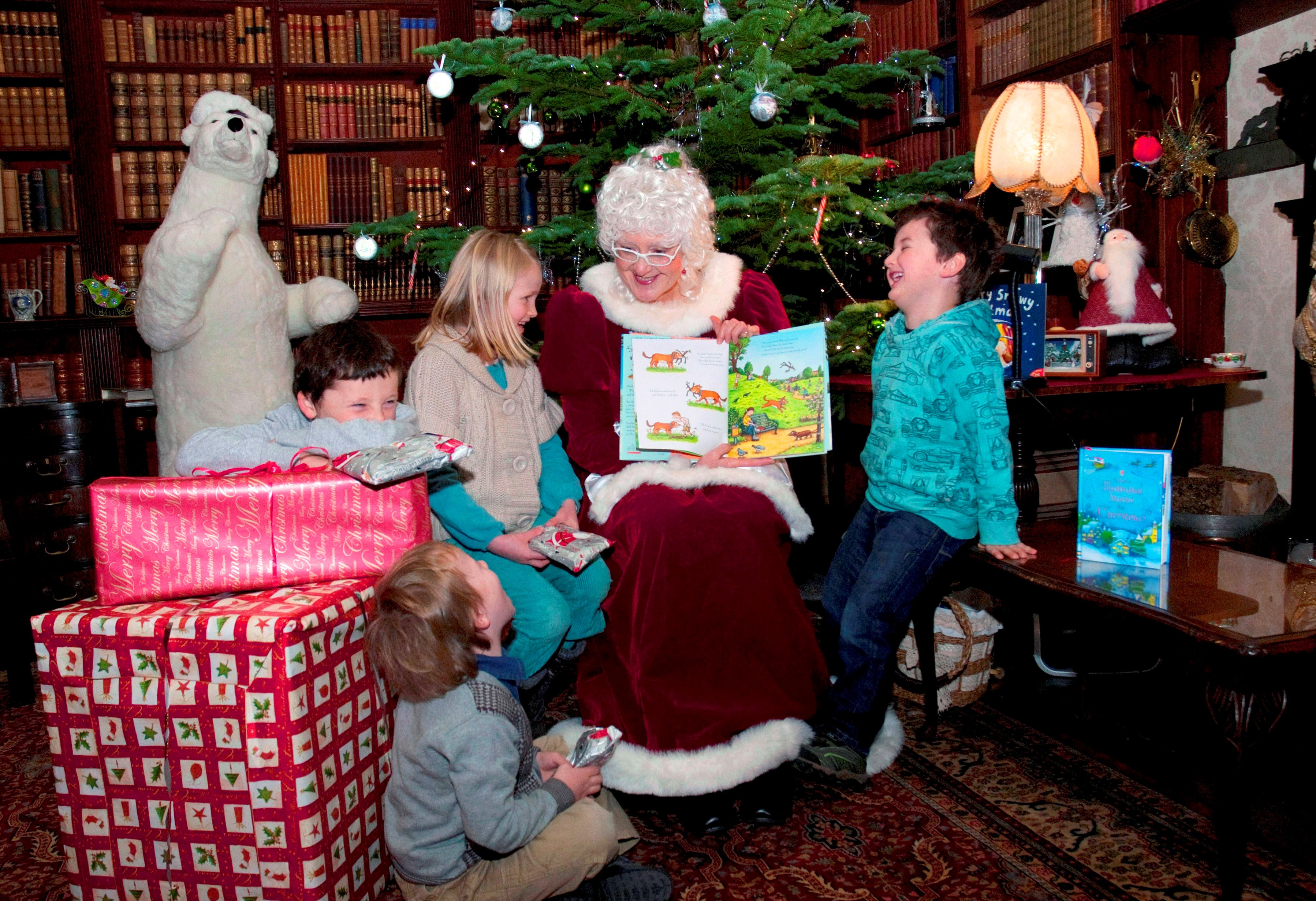 Things to do in County Mayo, Ireland - Winter Wonderland at Westport House - YourDaysOut - Photo 4