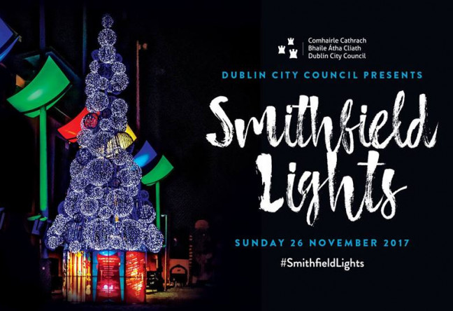Things to do in County Dublin, Ireland - Smithfield Lights - YourDaysOut