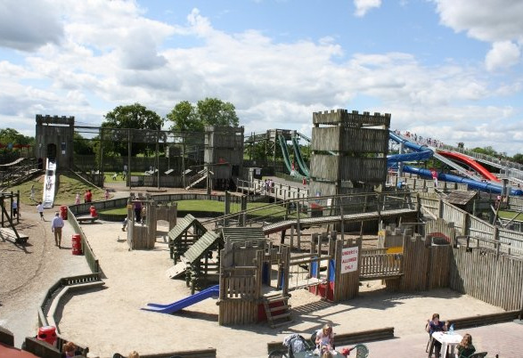 Things to do in County Dublin, Ireland - Fort Lucan Adventureland - YourDaysOut - Photo 7