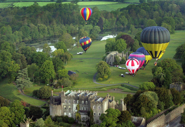 Things to do in County Offaly, Ireland - Irish Hot Air Ballooning Championship - YourDaysOut