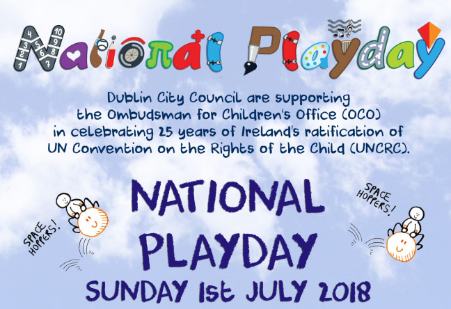 Things to do in County Dublin, Ireland - National Playday - YourDaysOut