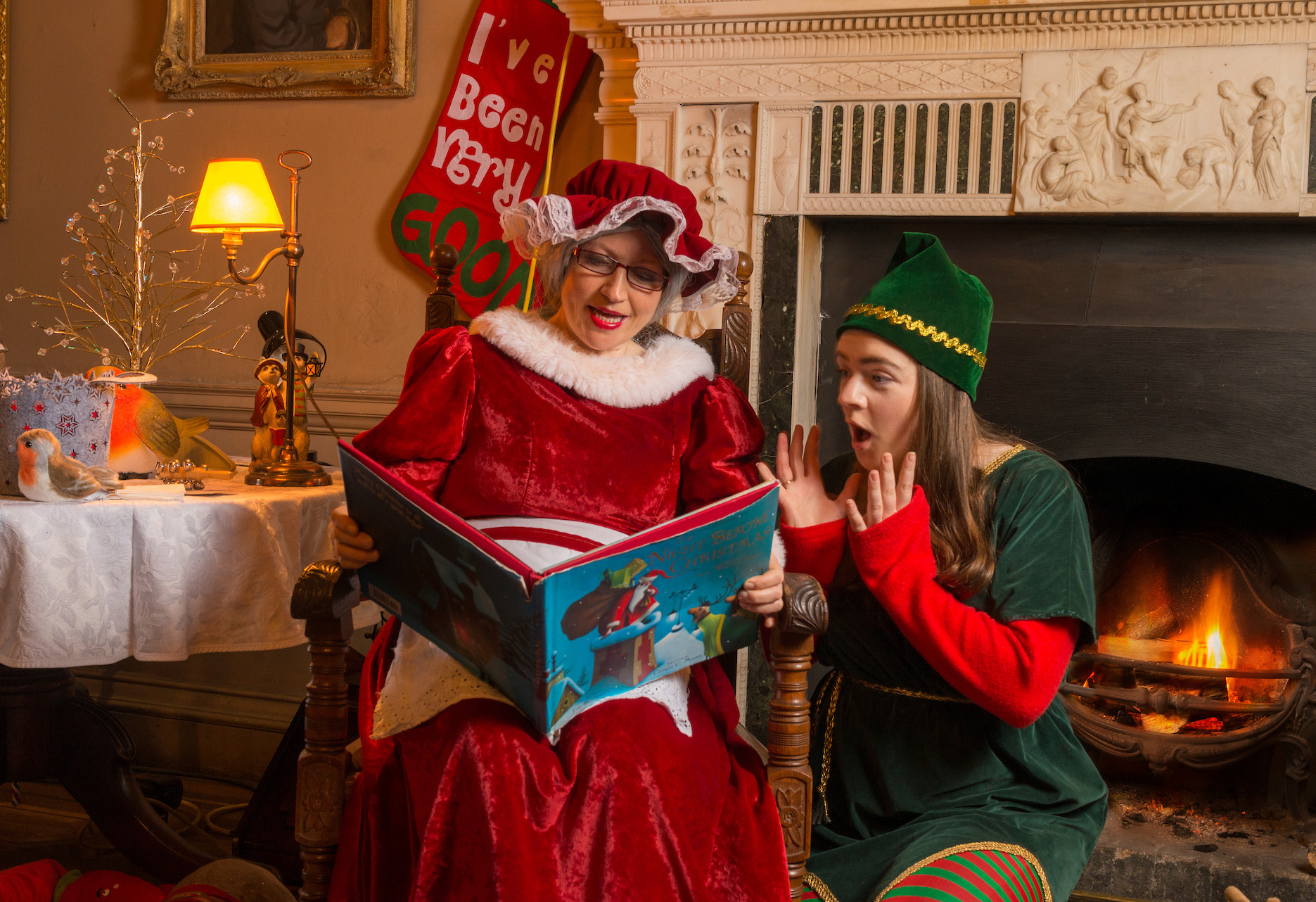 Things to do in County Mayo, Ireland - Winter Wonderland at Westport House - Storytime with Mrs Claus - YourDaysOut - Photo 5