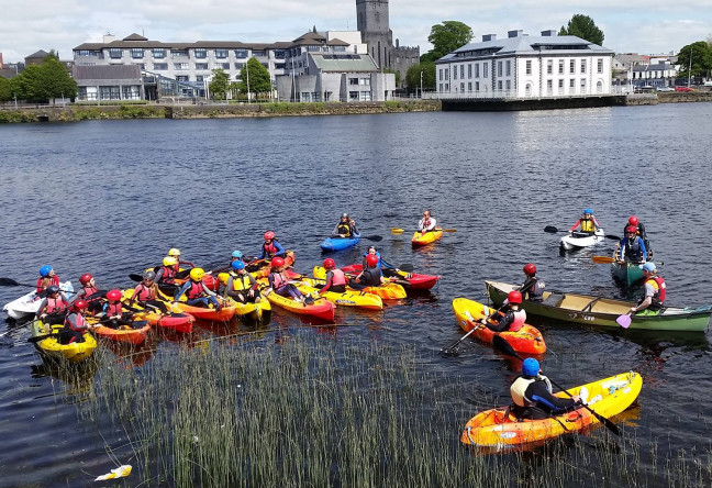 Things to do in County Limerick, Ireland - Nevsail Watersports - YourDaysOut