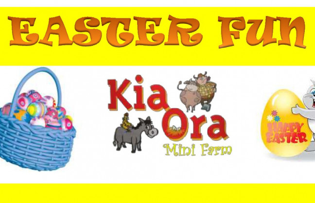 Things to do in County Wexford, Ireland - Easter Fun at Kia Ora Farm - YourDaysOut