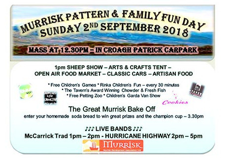 Things to do in County Mayo, Ireland - Murrisk Pattern & Family Day - YourDaysOut