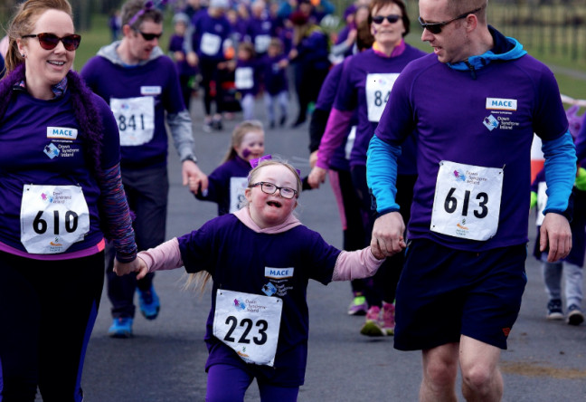 Things to do in County Dublin Dublin, Ireland - Annual Purple Run | World Down Syndrome Day - YourDaysOut