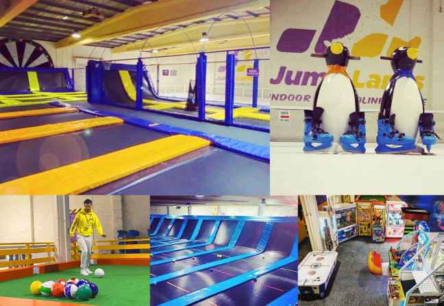 Things to do in County Galway, Ireland - JumpLanes Galway - YourDaysOut