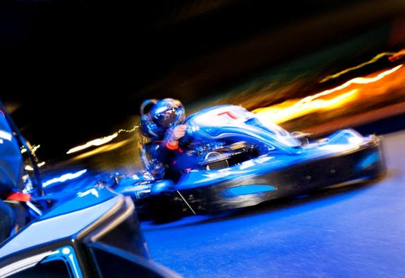 Things to do in County Meath, Ireland - The Zone Extreme Activity Centre - Junior Karting - YourDaysOut - Photo 3