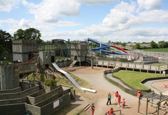 Things to do in County Dublin, Ireland - Fort Lucan Adventureland - YourDaysOut - Photo 4