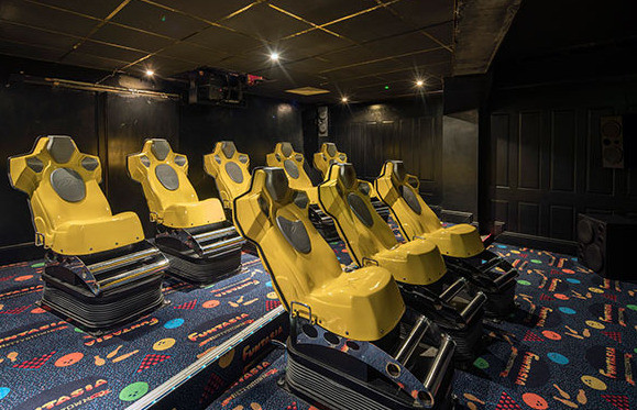 Things to do in County Meath, Ireland - Funtasia Bettystown - 3D Motion Theatre - YourDaysOut - Photo 6