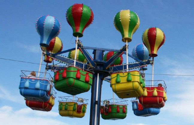Things to do in County Meath, Ireland - Funtasia Bettystown - Funfair - YourDaysOut - Photo 1