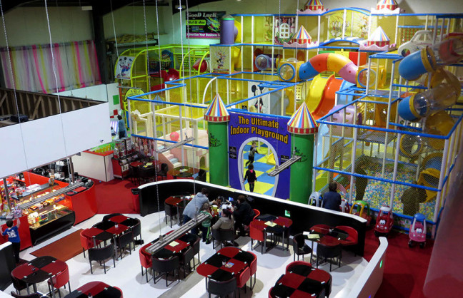 Things to do in County Cavan Kingscourt, Ireland - The Playcentre - Main Area - YourDaysOut - Photo 1