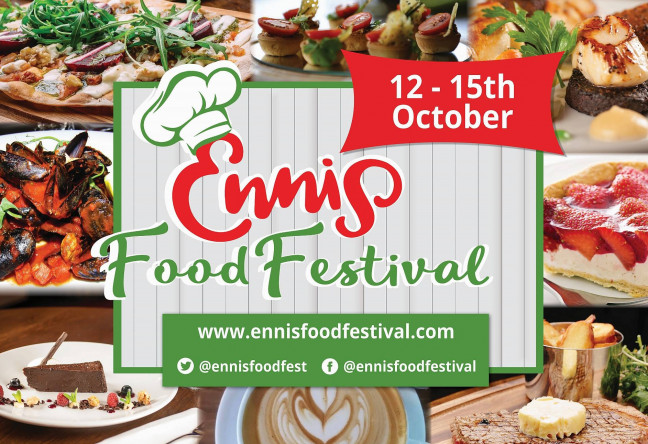 Things to do in County Clare, Ireland - Ennis Food Festival - YourDaysOut