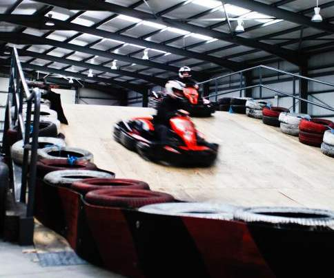 Things to do in County Meath, Ireland - The Zone Extreme Activity Centre - Indoor Karting Track - YourDaysOut - Photo 1