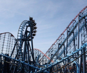 Things to do in England Blackpool, United Kingdom - Pleasure Beach, Blackpool - YourDaysOut