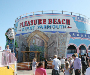 Things to do in England Great, United Kingdom - Pleasure Beach, Great Yarmouth - YourDaysOut