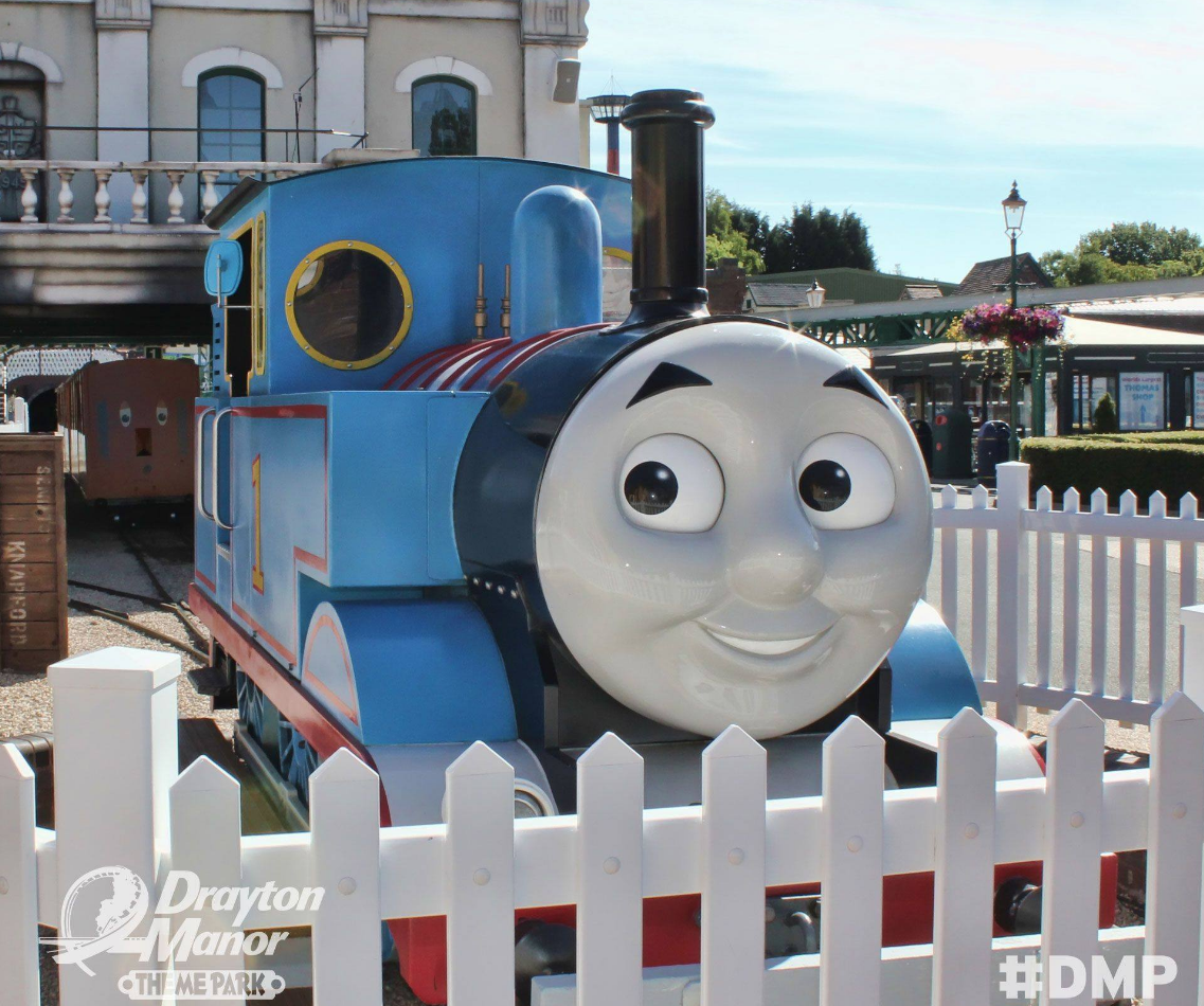 Things to do in England Tamworth, United Kingdom - Drayton Manor - YourDaysOut