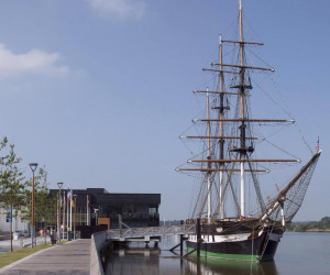 Things to do in County Wexford, Ireland - Dunbrody Famine Ship - YourDaysOut