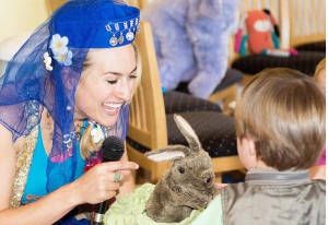 Things to do in County Dublin, Ireland - Genie Mackers Kids Parties - YourDaysOut