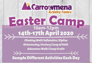 Things to do in Northern Ireland Limavady, United Kingdom - Carrowmena Easter Camp 2020 - YourDaysOut