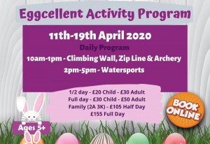 Things to do in Northern Ireland Limavady, United Kingdom - Carrowmena Easter Eggcellent Activtiy Program - YourDaysOut