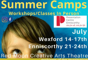Things to do in County Wexford, Ireland - Red Moon Summer Camp - YourDaysOut