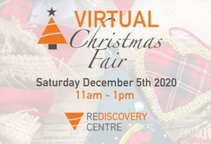 Things to do in County Dublin, Ireland - Rediscovery Centre Virtual Christmas Fair - YourDaysOut