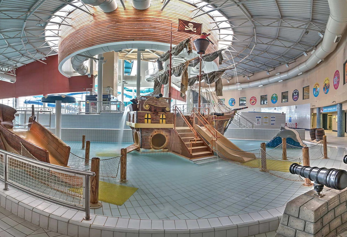 Things to do in County Dublin Dublin, Ireland - National Aquatic Centre-AquaZone - YourDaysOut