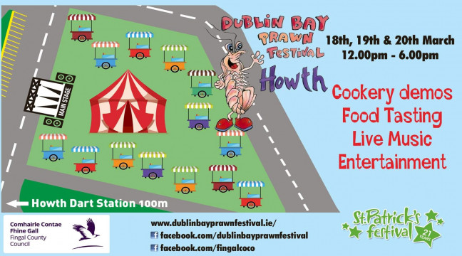 Things to do in County Dublin, Ireland - Dublin Bay Prawn Festival - YourDaysOut