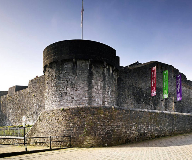 Things to do in County Westmeath, Ireland - Athlone Castle - YourDaysOut