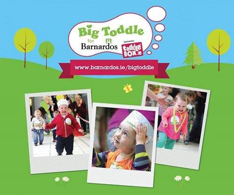 Things to do in County Dublin, Ireland - Big Toddle For Barnardo's at Wooly Ward's Farm - YourDaysOut