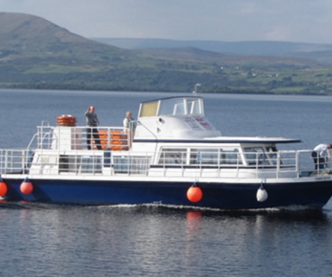 Things to do in County Galway, Ireland - Corrib Cruises Oughterard - YourDaysOut