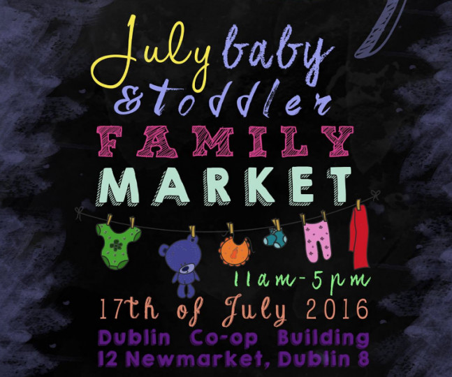 Things to do in County Dublin Dublin, Ireland - July Baby & Toddler Family Market - YourDaysOut