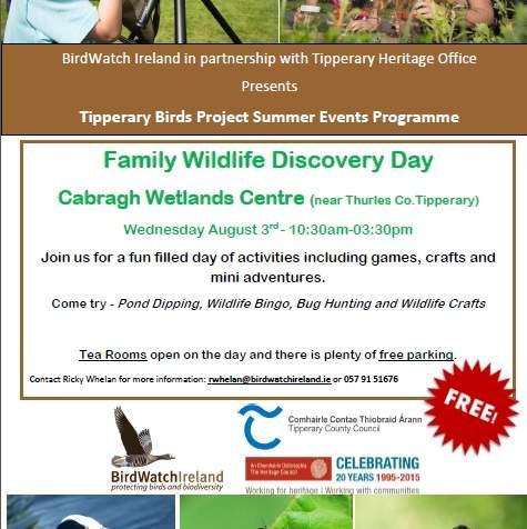 Things to do in County Tipperary, Ireland - Family Wildlife Discovery Day - YourDaysOut