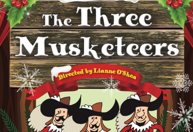 Things to do in County Kildare, Ireland - The Three Musketeers - YourDaysOut