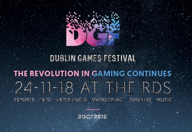 Things to do in County Dublin Dublin, Ireland - Dublin Games Festival - YourDaysOut