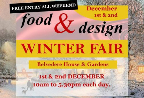 Things to do in County Westmeath, Ireland - Food & Design Winter Fair - YourDaysOut